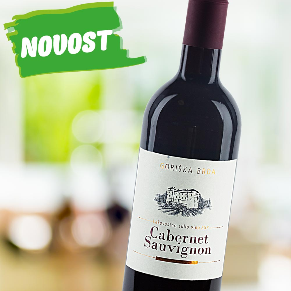 Cabernet Sauvignon, 750 ml