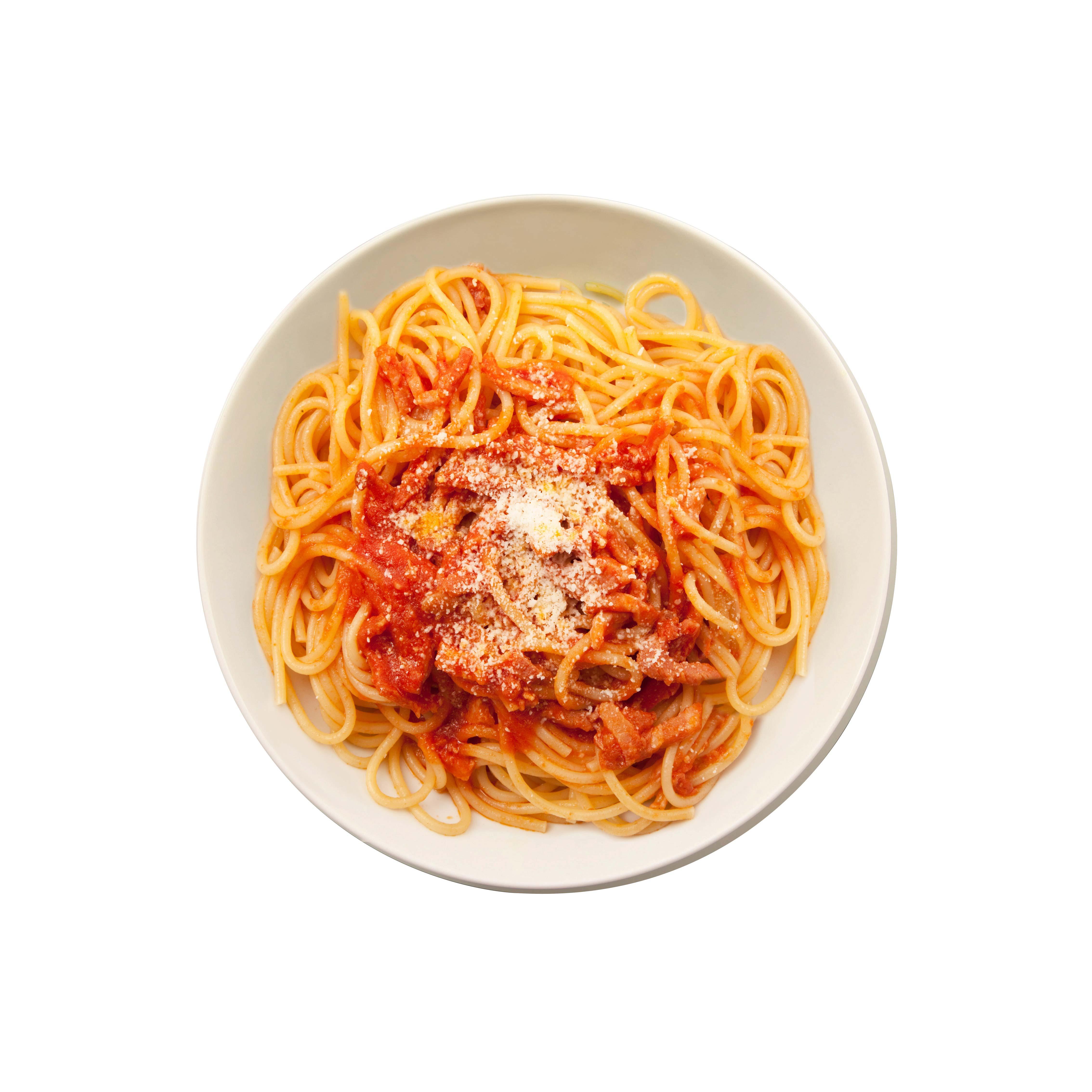 Špageti Gragnano IGP po amatriško z ovčjim sirom Pecorino di Pienza